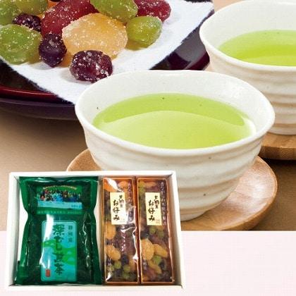 【母の日】甘納豆・お茶セット