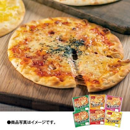 日本ハム ピザ5種6枚セット