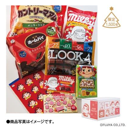 ペコちゃん70周年記念クリスマスBOX