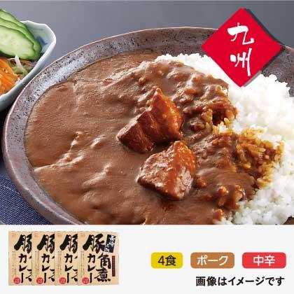 長崎名物豚角煮カレー