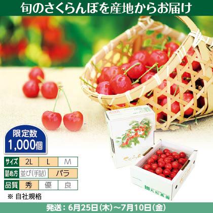 紅秀峰(2)500g(L又は2L、秀:バラ詰)