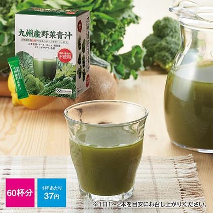 九州産野菜青汁1箱
