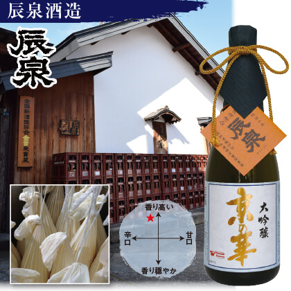 大吟醸 京の華 720ml