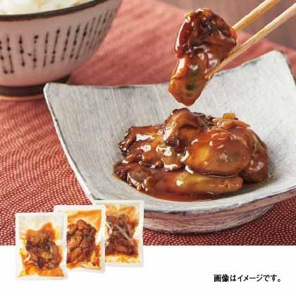 広島産かきの佃煮