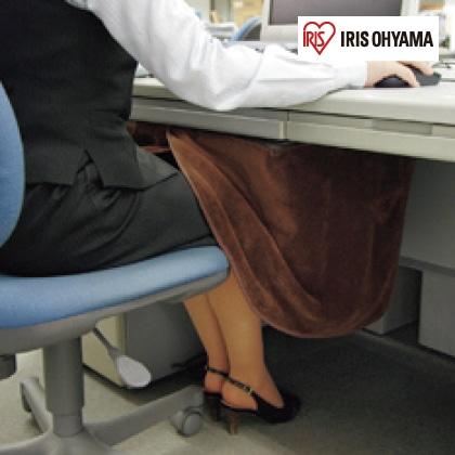<アイリスオーヤマ>デスクヒーター