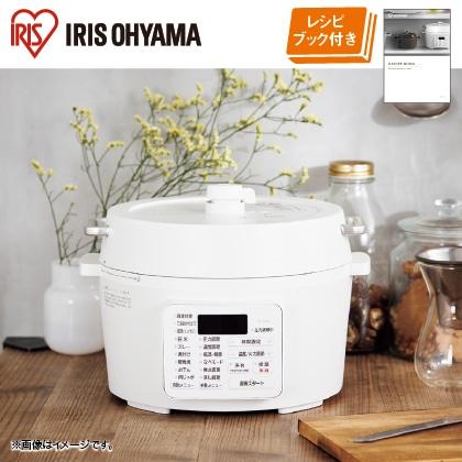 〈アイリスオーヤマ〉電気圧力鍋 4.0L