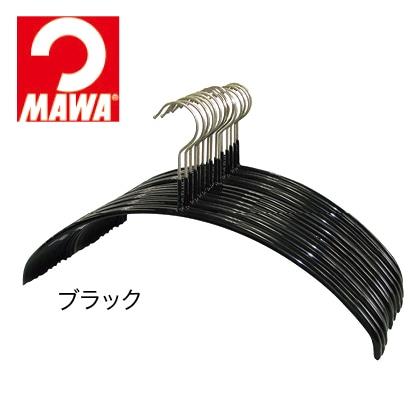 マワ人体ハンガー 15本組(ブラック)