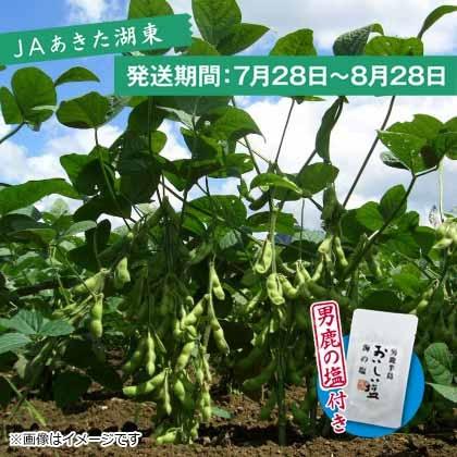 湖東の枝豆