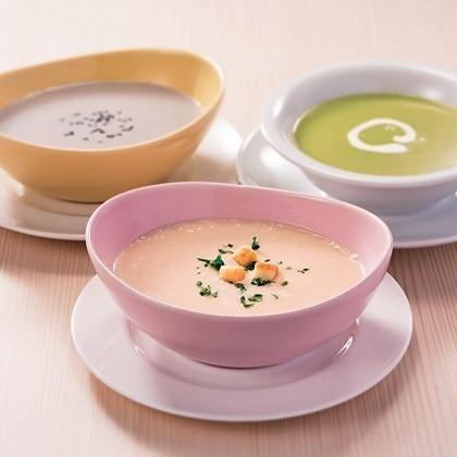 冷やして美味しい野菜スープ