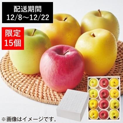 5種林檎の詰め合せ