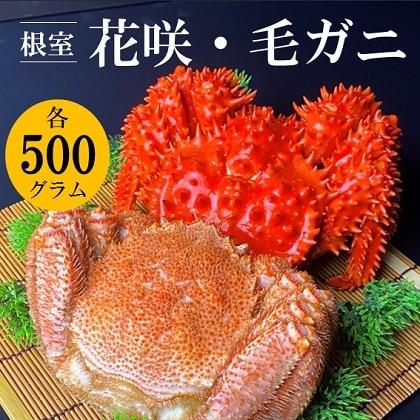 根室からの花咲・毛ガニ(3)