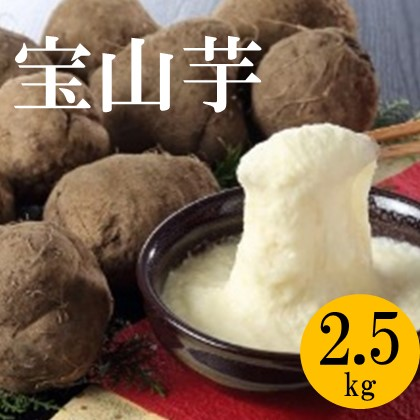 宝山芋 2.5kg