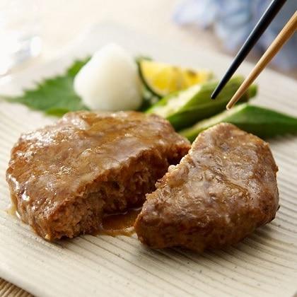 鎌倉煮込みハンバーグ(しょうゆたれ)