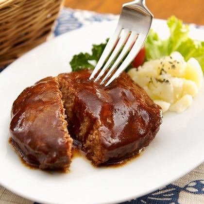 煮込みハンバーグ(チャツネソース)