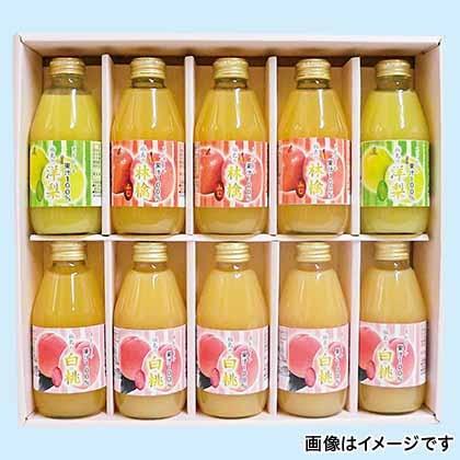 ジュース(小瓶)10本セット