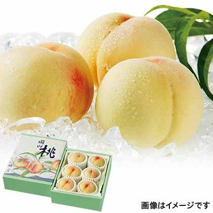 【期間限定商品】岡山産白桃 1.5kg