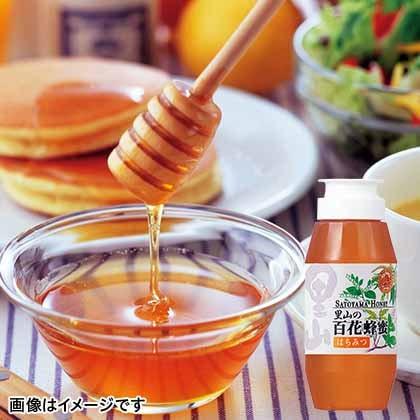 山田養蜂場 里山の百花蜂蜜 300g