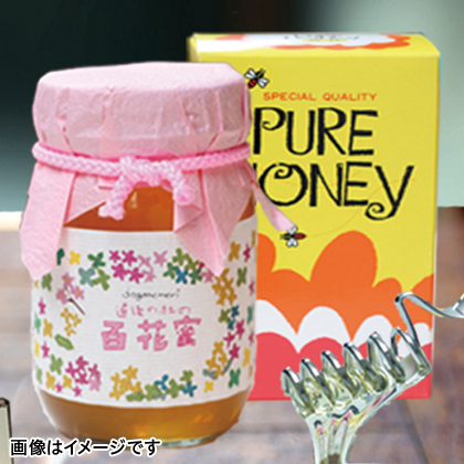 道後の杜 純粋百花蜂蜜
