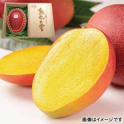 【期間限定商品】熟赤の雫 1個 桐箱入