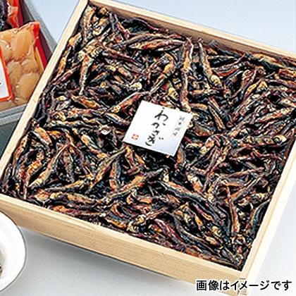 北海道産わかさぎ佃煮
