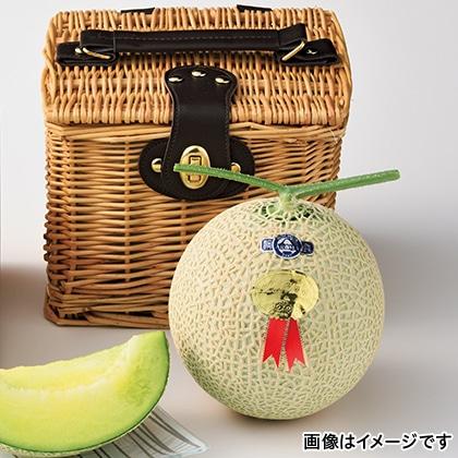 静岡温室磐田メロン バスケット入