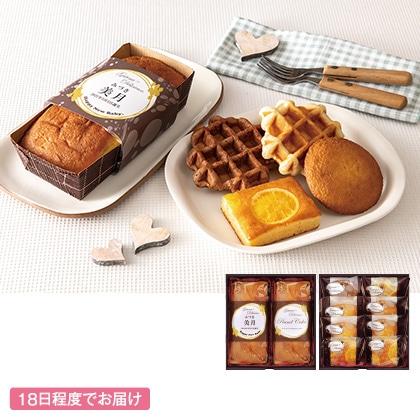 ガトー・デリシュー 焼菓子10個詰合せ(お名入れ)【出産内祝い用】