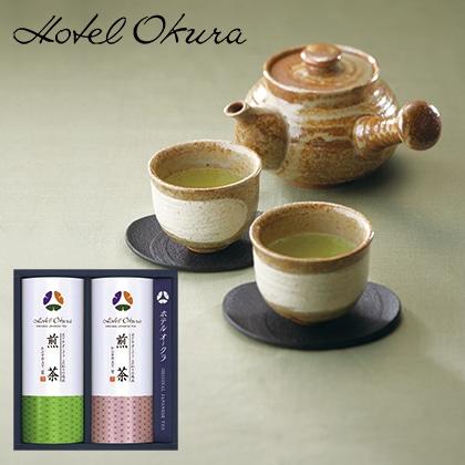 ホテルオークラ 煎茶詰合せB【弔事用】