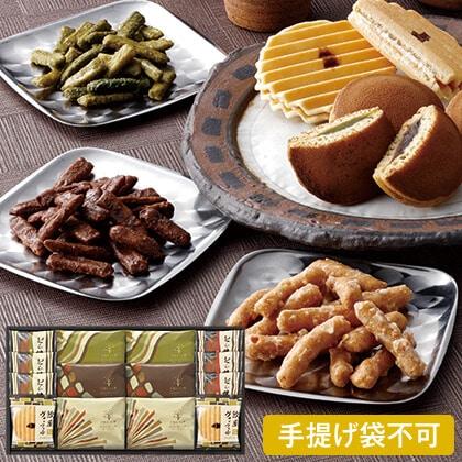 千枝かりん糖&どら焼き・和菓子詰合せB【弔事用】