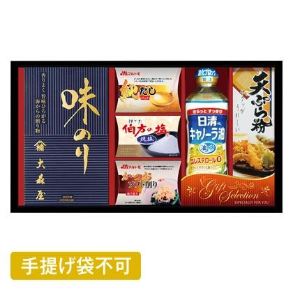 日清&大森屋 バラエティギフトB【弔事用】