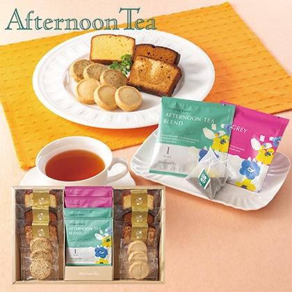 アフタヌーンティー 紅茶と焼菓子の詰合せ7種16個入【慶事用】