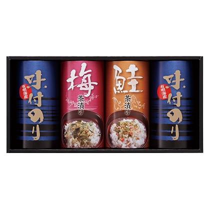 お茶漬け&味付海苔詰合せ「和の宴」B【慶事用】