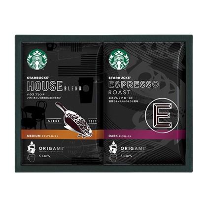 スターバックス オリガミパーソナル ドリップコーヒー詰合せB【弔事用】