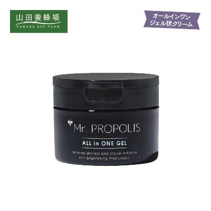 〈Mr.PROPOLIS〉オールインワンジェル(男性用ジェル状クリーム)