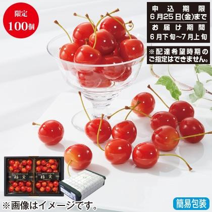 <※お中元対象商品><定松>Jonda Fruits さくらんぼ極実