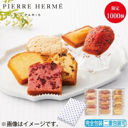 <※お中元対象商品><ピエール・エルメ・パリ>フール モワルゥ6種18個詰合せ