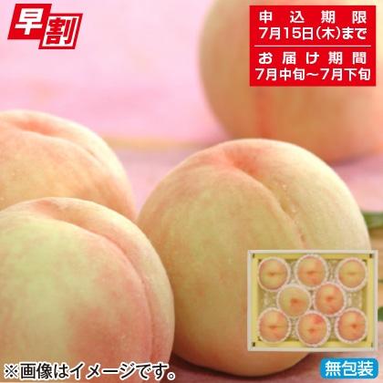 <※お中元対象商品>岡山の白桃