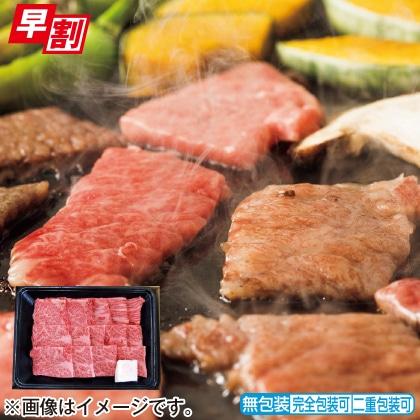 <※お中元対象商品>飛騨牛肩ロース焼肉A