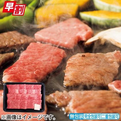 <※お中元対象商品>飛騨牛肩ロース焼肉B