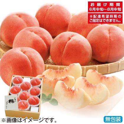 <※お中元対象商品>萩原フルーツ農園の桃B