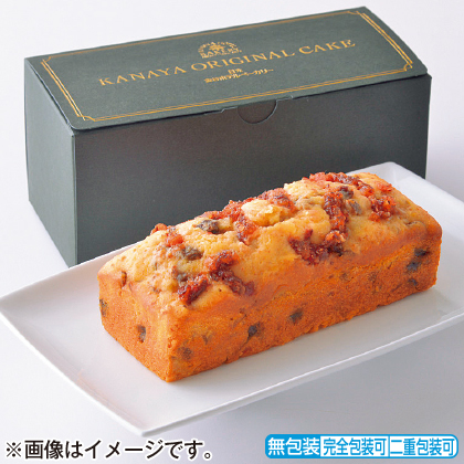 <※お中元対象商品>金谷フルーツケーキ