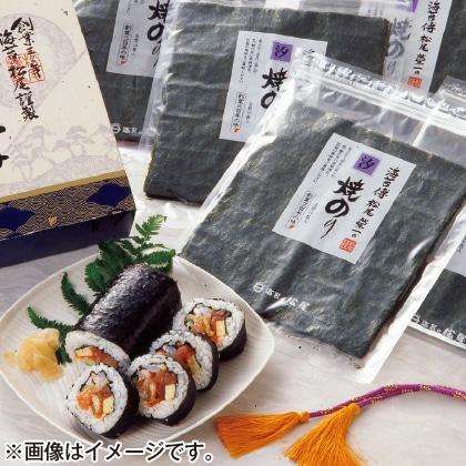 <※お中元対象商品>松尾の全型焼のり B
