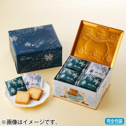 <※お中元対象商品>白い恋人36枚缶入