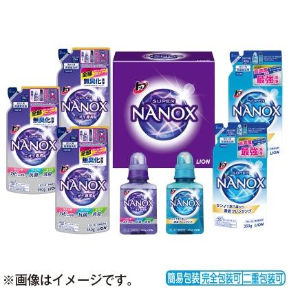 <※お中元対象商品>ライオン トップ スーパーナノックスギフトダブルセレクション LTN−30A
