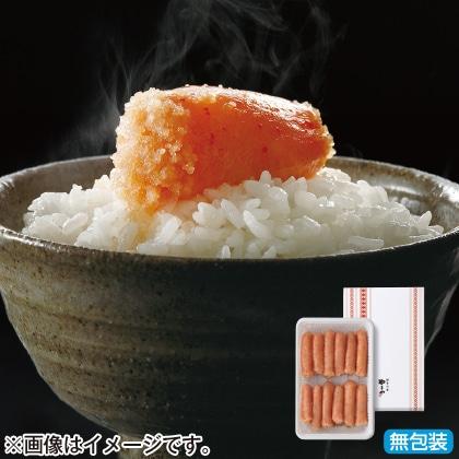 <※お中元対象商品>無着色辛子明太子切子460g