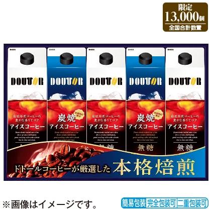 <※お中元対象商品>ドトール リキッドコーヒー詰合せ DR−30