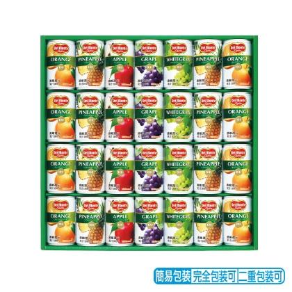 <※お中元対象商品>デルモンテ 100%果汁飲料ギフト KDF−30R