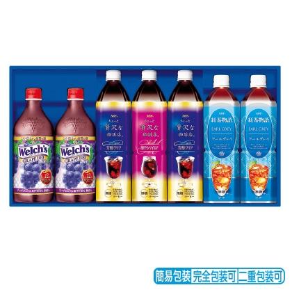<※お中元対象商品>AGF ファミリー飲料ギフト LR−30