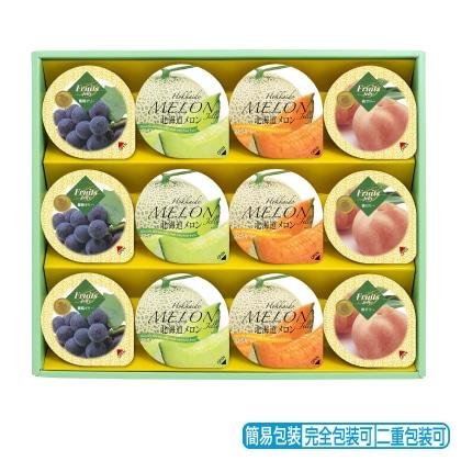 <※お中元対象商品>金澤兼六製菓 サマーギフトゼリー TKK−20
