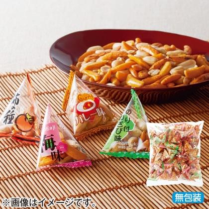 <※お中元対象商品>竹新 変り種の柿ピー詰合せ 箱入り