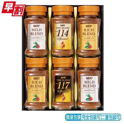 <※お中元対象商品>UCC インスタントコーヒーギフト D−30A